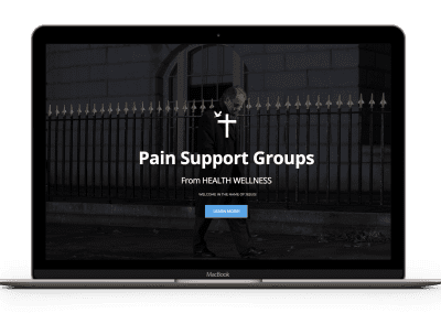 Pain Support Groups
