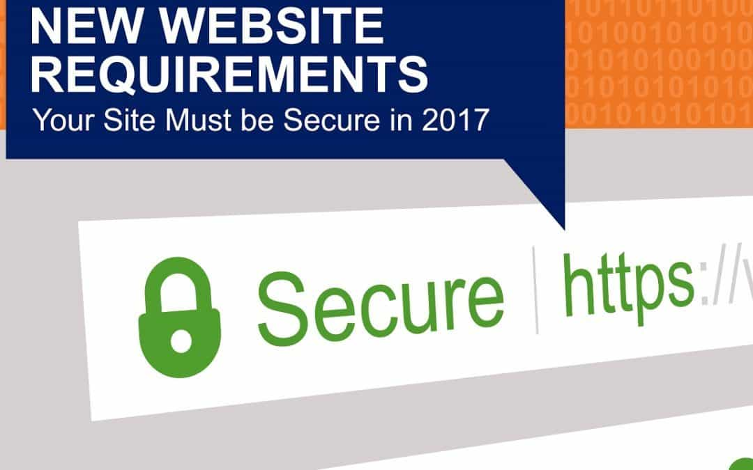 Google Requires HTTPS Starting in October 2017