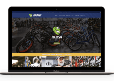 Fat Frogs Bikes & Fitness